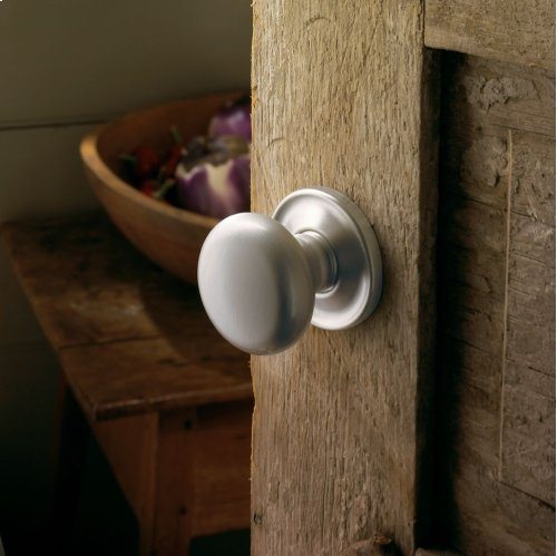 Satin Nickel 5015 Estate Knob