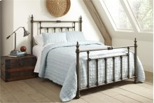 King Headboard & Footboard