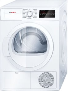 "300 Series 24"" Compact Condensation Dryer 300 Series - White WTG86400UC"
