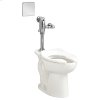 1.1 GPF Madera ADA System with EverClean Flush Valve - White