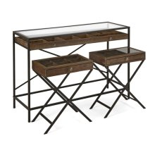 Robinson Console and Accent Tables - Set of 3