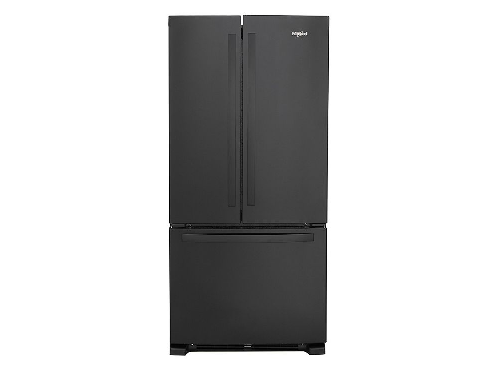 Wrf532smhbwhirlpool 33 Inch Wide French Door Refrigerator 22 Cu