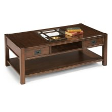 Sonoma Rectangular Coffee Table