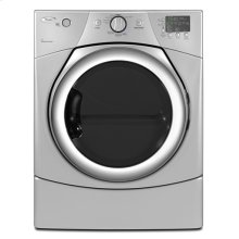 Lunar Silver Whirlpool® Duet® Steam 6.7 cu. ft. Dryer