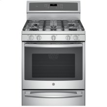 "30"" Free-Standing Gas Convection Self-Cleaning Gas Range with Warming Drawer"