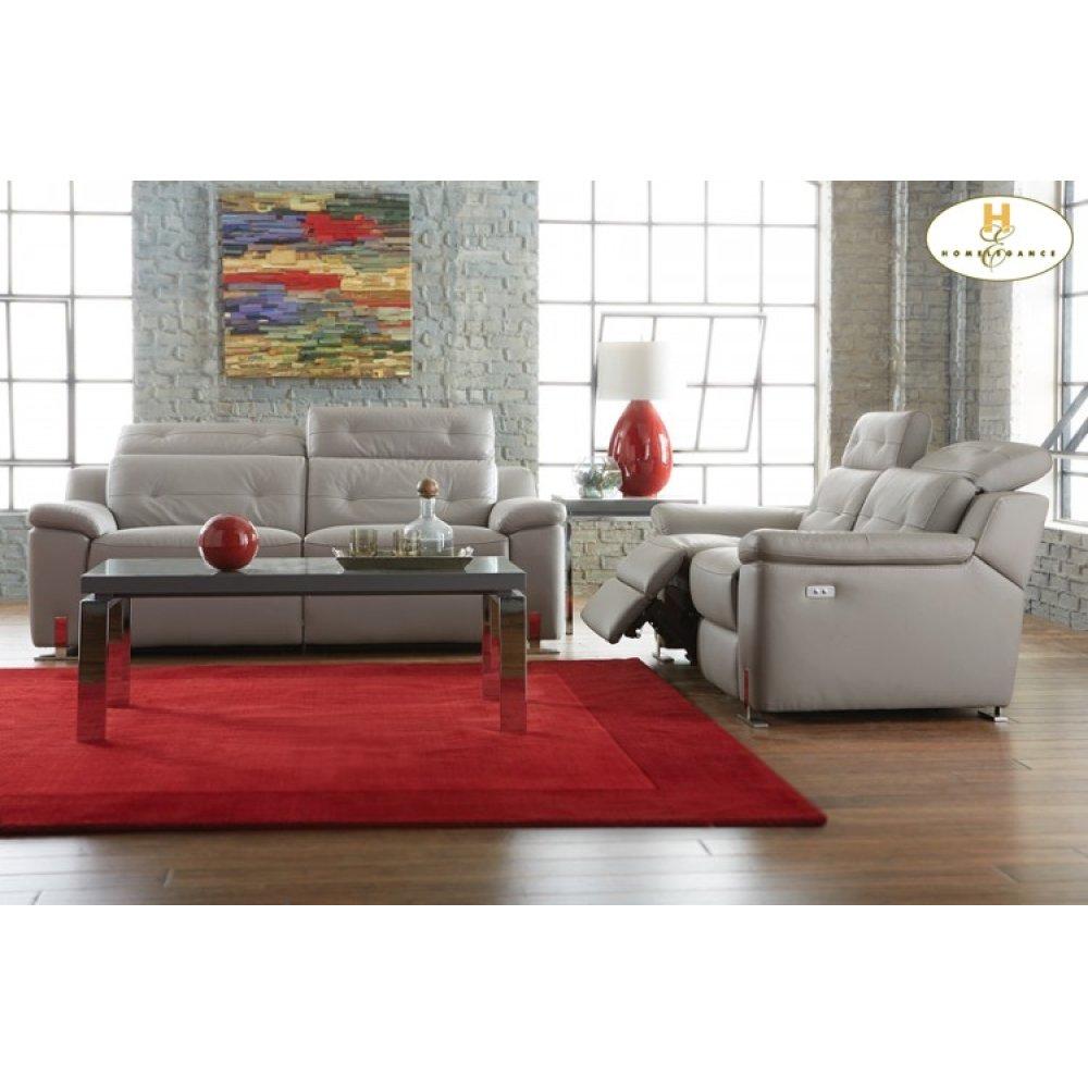 Vortex Power Sofa and Love Seat