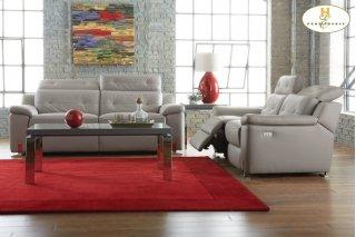 Vortex Power Reclining Sofa