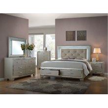 Platinum Storage Bedroom