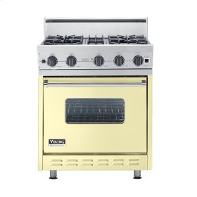 "Lemonade 30"" Open Burner Range - VGIC (30"" wide, four burners)"