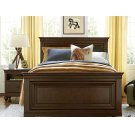 Full Panel Bed - Classic Cherry Product Image