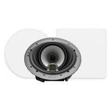 "Invisa SP 652 StereoPoint 6-1/2"" Round In-Ceiling/In-Wall Stereo Loudspeaker (ea)"