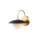Barron Wall Sconce - Aged Brass Product Image