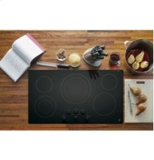 """36"""" Electric Cooktop With Knob Control"""