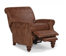 Bay Bridge Nuvo High-Leg Recliner with Nailhead Trim
