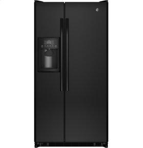 GE® ENERGY STAR® 21.8 Cu. Ft. Side-By-Side Refrigerator