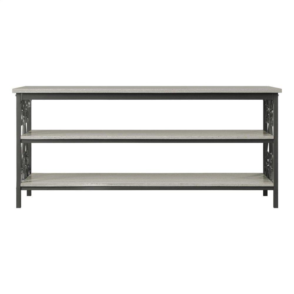 "62"" TV Stand/Sofa Table"