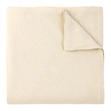 Cameron Matelasse Coverlet & Shams, ECRU, KING
