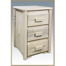 Homestead Nightstand with 3 Drawers