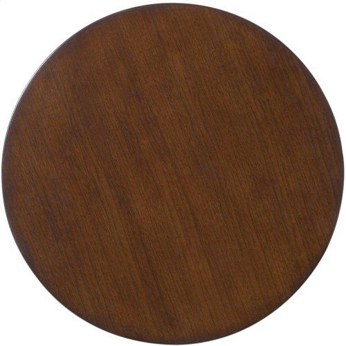 Lorimer Round End Table