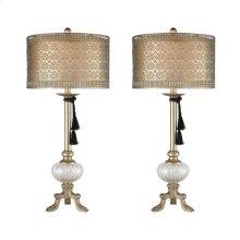 Grand Turk Table Lamp (set of 2)