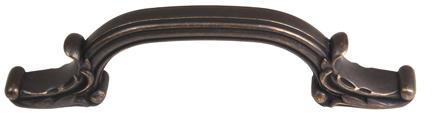 Ornate Pull A3650-4 - Barcelona