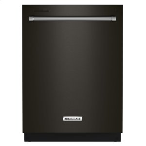 KitchenAid44 dBA Dishwasher in PrintShield™ Finish with FreeFlex™ Third Rack - Black Stainless Steel with PrintShield™ Finish