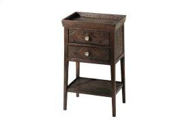 Ardern Accent Table, Dark Echo Oak