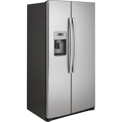 GE Profile™ Series 21.9 Cu. Ft. Counter-Depth Side-By-Side Refrigerator