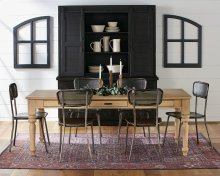 Windsor Dining Table with Method Chairs