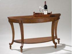 Demilune Sofa Table Product Image