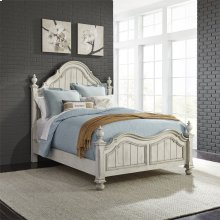 King Poster Bed