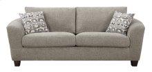Sofa Bone W/2 Accent Pillows