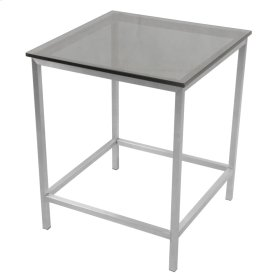 Glass Top(FRAME SOLD SEPARATELY), Shea End Table