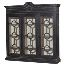 Burlington Three Door Display Cabinet