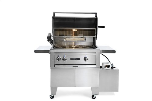 """30"""" ADA Grill with Rotisserie NG"""