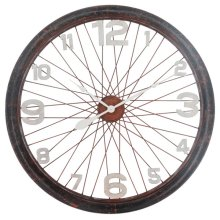 Bicycle Mood Wall Clock