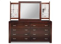 Contempo 8 Drawer Dresser Product Image