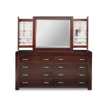 Contempo 8 Deep Drawer Dresser