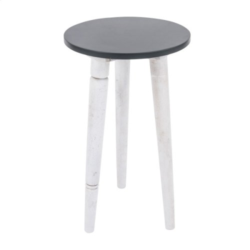 Mango Accent Side Table