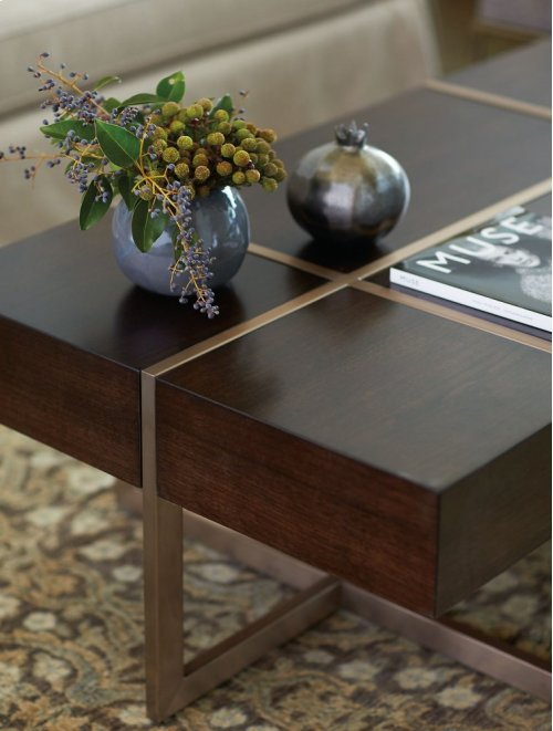 Magda Cocktail Table