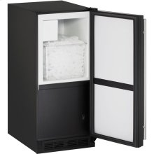 """BI1215 Ice Maker 15"""" with Reverible Door Hinge"""