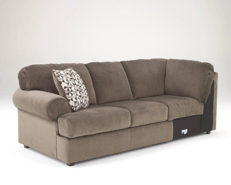 place living jessa raf sectional pc product sectionals chaise dune room