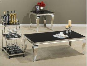 Tuxedo End Table