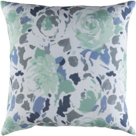 """Kalena KLN-002 20"""" x 20"""" Pillow Shell with Polyester Insert"""