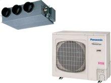 Single Split System - Concealed Duct Heat Pumps