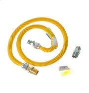 4 ft. Gas Range Connector Kit with Auto Shut Off Product Image