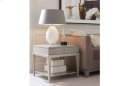 Cinema by Rachael Ray Square End Table Product Image