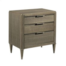 AD Modern Classics Aiken Three Drawer Nightstand