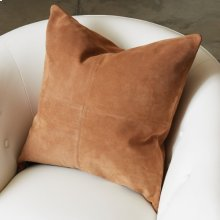 Four Square Pillow-Tan