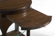 Crestaire-Alexander Telephone Table in Porter